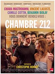 chambre 212 - Poster
