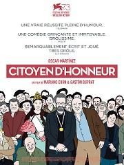 citoyen d'honneur - Poster