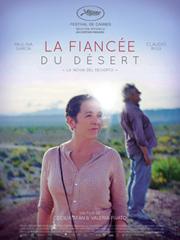 la fiancée du désert  - Poster