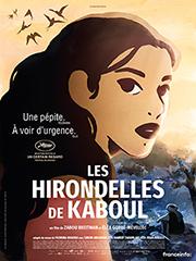 les hirondelles de kaboul - Poster