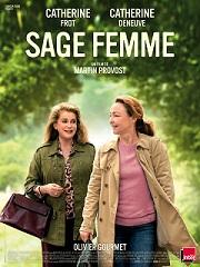 sage femme  - Poster