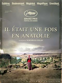 il était une fois en anatolie - Poster