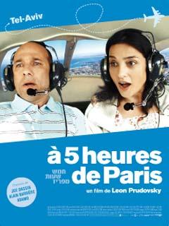 A 5 heures de Paris - Affiche