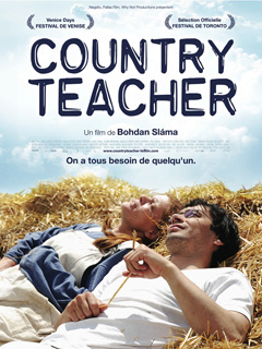 Country teacher - Affiche