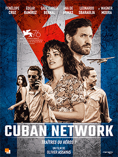 cuban network - Poster