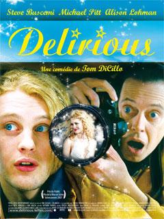 delirious - Poster