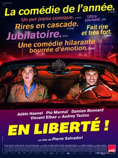 en liberté ! - Poster