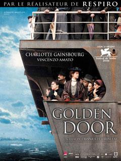 golden door - Poster