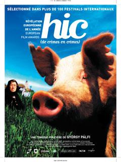 hic (de crimes en crimes) - Poster