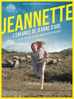 jeannette, l'enfance de jeanne d'arc - Poster