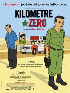 kilomètre zéro - Poster