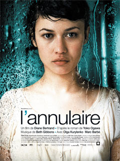 l' annulaire - Poster