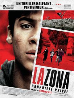 la zona, propriété privée - Poster