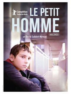 le petit homme - Poster