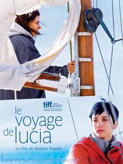 le voyage de lucia - Poster