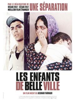 les enfants de belle ville - Poster