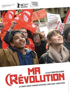 ma révolution - Poster
