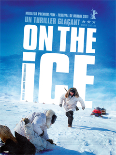 on the ice - Poster