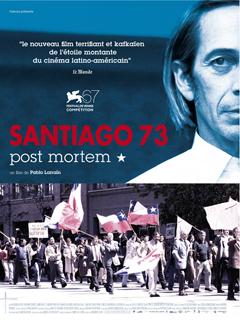 santiago 73, post mortem - Poster