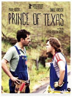 prince of texas - Poster