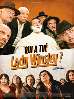 qui a tué lady winsley ? - Poster