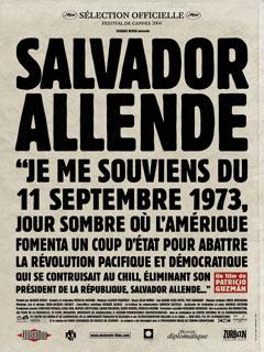 salvador allende - Poster