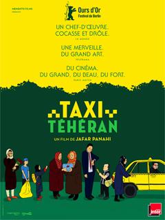 taxi teheran - Poster