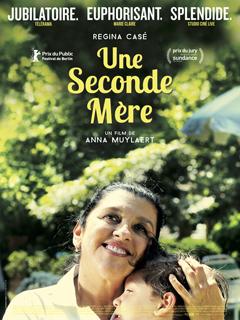 une seconde mère - Poster
