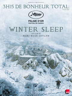 winter sleep - Poster