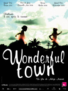wonderful town - Poster